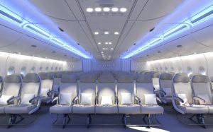 A380- nouvelle configuration