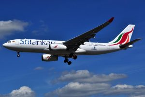 Airbus A330-243 - SriLankan Airlines (4R-ALG)