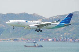 Garuda_Indonesia_Airbus_A330-200;_PK-GPI@HKG;04.08.2011_615wy_(6260664816)