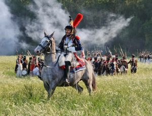 Bataille de Waterloo 1815 - reconstitution 2011
