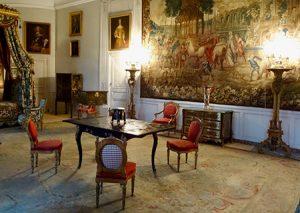 À l'intérieur du château de Beloeil. Photo ©Serge Abel-Normandin