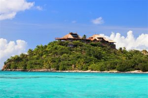 Luxury retrats Necker Island