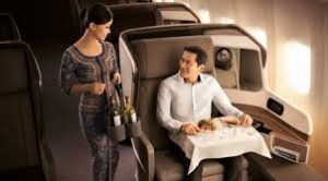 Singapore Airlines - photo compagnie-1