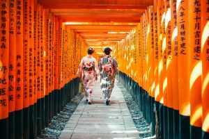 Kyoto (Japon) Fushimi-Inari © makistock - Fotolia