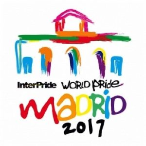 Logo worldPride Madrid