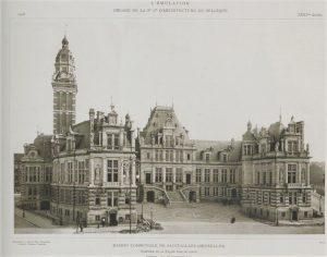hotel de ville Saint-Gilles
