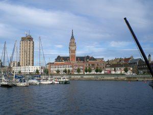 Dunkerque_vue_port