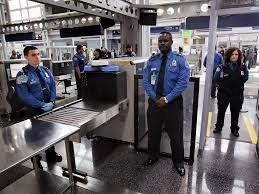 Lisbon airport security