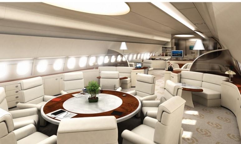 pour votre jet priv choisissez un a380 pagtour. Black Bedroom Furniture Sets. Home Design Ideas