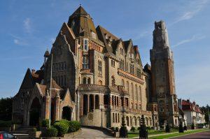 Hôtel de ville du Touquet