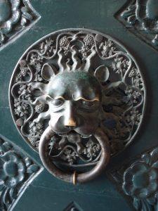 Détail de la Porte du Recteur - Dubrovnik ©Hervé Ducruet