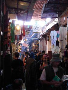 Souks de Marrakech ©Hervé Ducruet