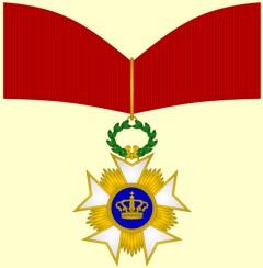 HNA - ordre de la couronne