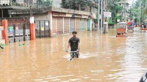 Innondations Assam
