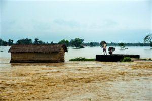 inondations Nepal