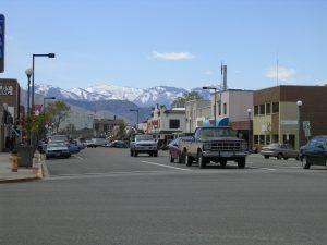 Ville de Chelan-(Washington-State) ©Hervé Ducruet