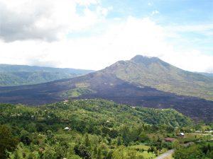 Volcan Agung à Bali ©Hervé Ducruet