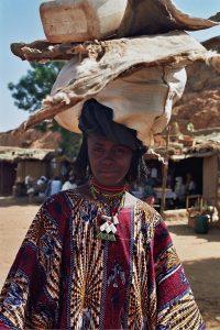 Jeune femme Bella à Gao (Mali) ©Hervé Ducruet