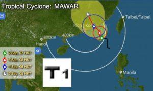 Typhoon Mawar 1