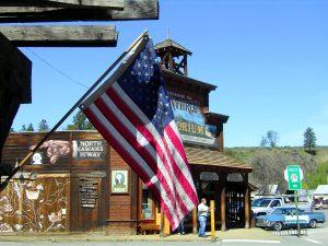Alors que tous les voyants sont au vert, les arrivées touristiques sont en baisse aux USA - Photo: Ville de Winthrop (Washington-State) ©Hervé Ducruet