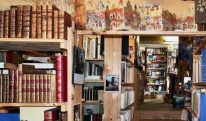 Les étagères des libraires recèlent de trésors entre caves, entresols et greniers, de quoi s'y égarer.
