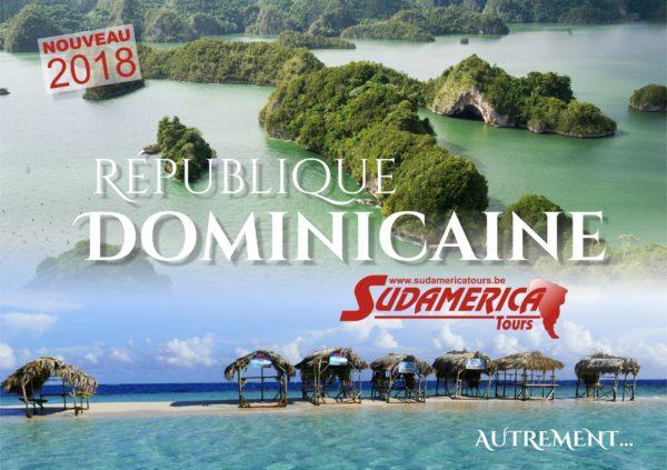 Nouvelle brochure sur la République Dominicaine