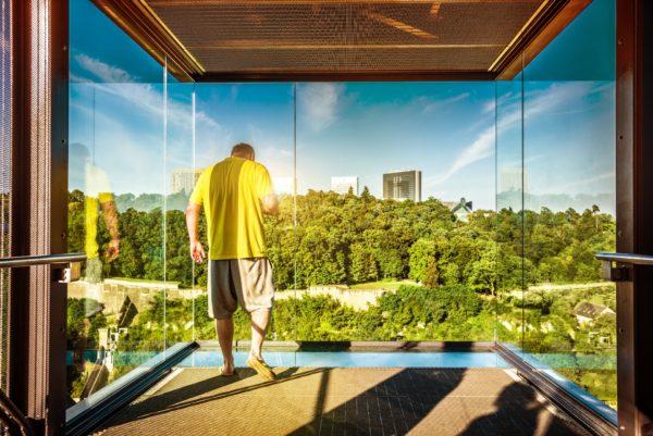 Le patrimoine mondial de la ville en tram, funiculaire et ascenseur panoramique