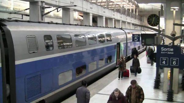 Air France et sa connexion TGV vers ou au départ de CDG