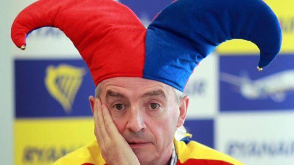 O'Leary prêt à affronter une grève de ses pilotes !