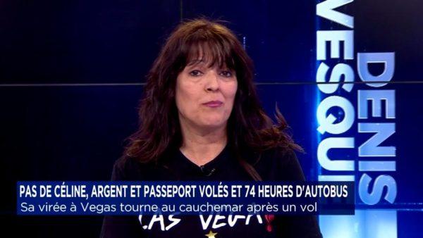 Pas de passeport, pas de Céline !