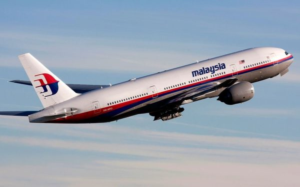 L'avion disparu de Malaysia Airlines remonte à la surface