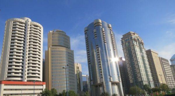 Record de croissance pour Abu Dhabi