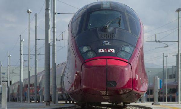 Trenitalia roule pour Emirates