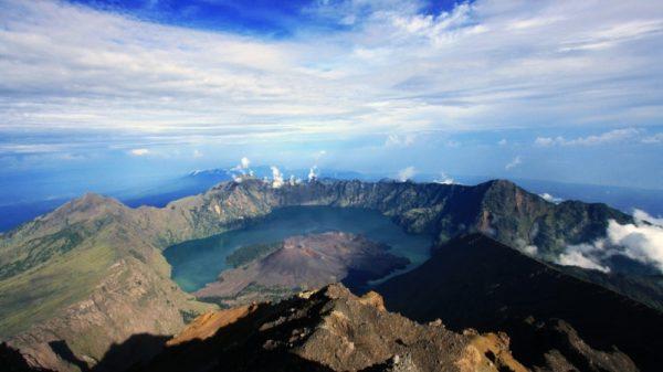 Panique pour les touristes à Lombok