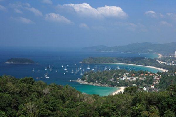 Phuket deuxième du classement des meilleures plages du monde