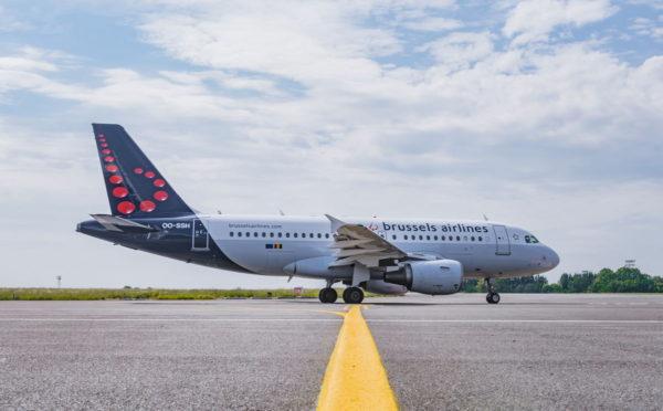 Bonne croissance en août pour Brussels Airlines