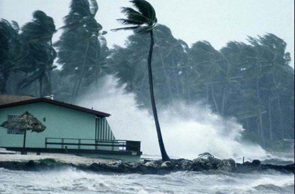 La Côte Est des USA dans le vent