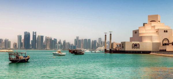 Le Qatar, bientôt une île?