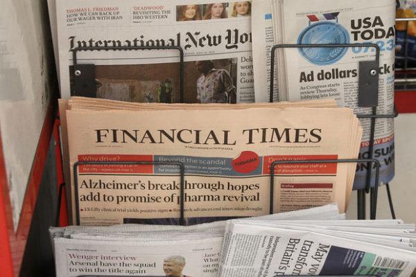 Quand un éditorialiste du Financial Times avoue qu'il a sciemment occulté une information importante