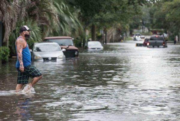 La Floride sur le pied de guerre