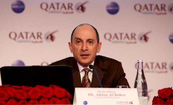 Le PDG de Qatar Airways menace de quitter Oneworld