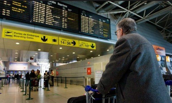 Lisbonne, un aéroport un peu limite