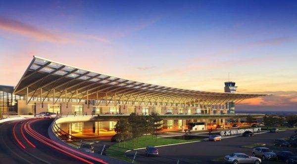 Van Don International Airport est désormais opérationnel