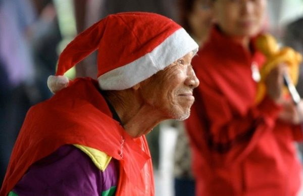 Pourquoi le père Noël est tricard en Chine?