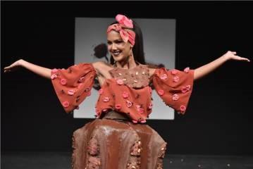 Le Salon du Chocolat de Bruxelles prépare activement son prestigieux défilé de robes en chocolat
