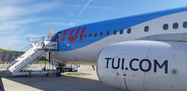 TUI fly n'annule aucun vol