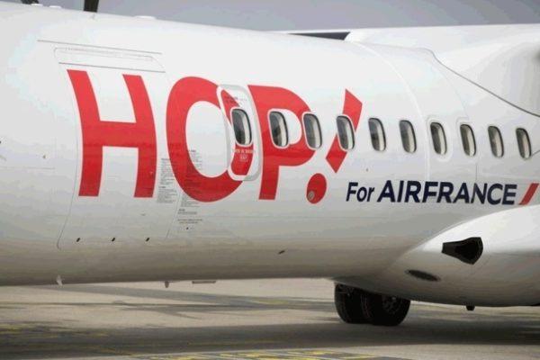 Surprise: HOP! devient Air France HOP!