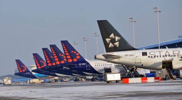11.000 passagers de Brussels Airlines touchés