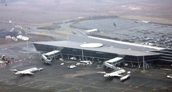 L'aéroport de Lille, soi-disant secondaire....