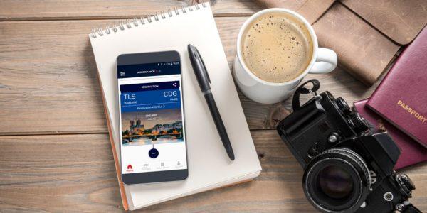 Pouvoir d'achat/voyage: économisez en achetant sur mobile !